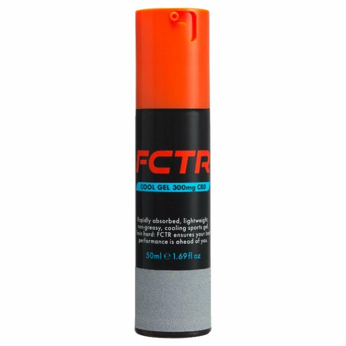 FCTR(ファクター)は世界的に注目される成分で、日本での市場も急速拡大傾向にあるCBD(カンナビジオール)配合の肌に塗るタイプのジェルです。