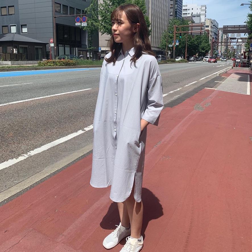 女性用PRIMUS LITE II (HOUDINIのROUTE SHIRTS DRESSと共に)